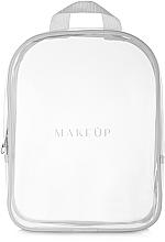 Düfte, Parfümerie und Kosmetik Kosmetiktasche weiß Beauty Bag - MakeUp (ohne Inhalt)