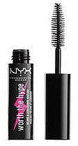 Wimperntusche mit Volumen Effekt (Mini) - NYX Professional Worth the Hype Volumizing & Lengthening Mascara