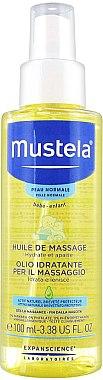 Massageöl - Mustela Bebe Massage Oil
