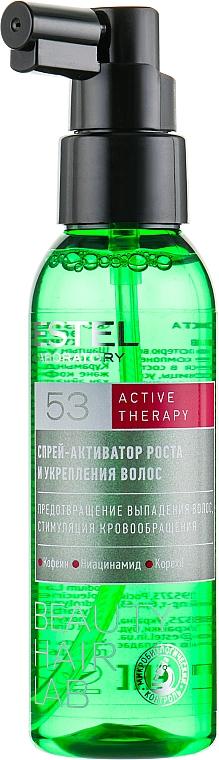 Kräftigender Spray-Aktivator gegen Haarausfall und zum Wachstum - Estel Beauty Hair Lab 53 Active Therapy