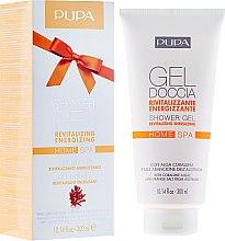 Düfte, Parfümerie und Kosmetik Energiespendendes und revitalisierendes Duschgel - Pupa Home Spa Shower Gel