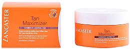 Düfte, Parfümerie und Kosmetik Regenerierende After Sun Gelcreme für sonnenempfindliche Haut - Lancaster Tan Maximizer Regenerating Milk-Gel