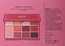 Düfte, Parfümerie und Kosmetik Lidschattenpalette mit 12 Farben - Doll Face 12-Shade Shadow Palette