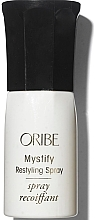 Düfte, Parfümerie und Kosmetik Feuchtigkeitsspendendes Re-Styling Haarspray mit Hitzeschutz - Oribe Gold Lust Mystify Restyling Spray Travel (Mini)