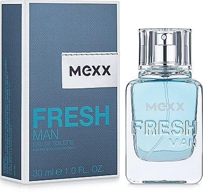 Mexx Fresh Man - Eau de Toilette