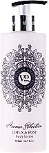 Düfte, Parfümerie und Kosmetik Körperlotion - Vivian Gray Aroma Selection Body Lotion Lotus & Rose