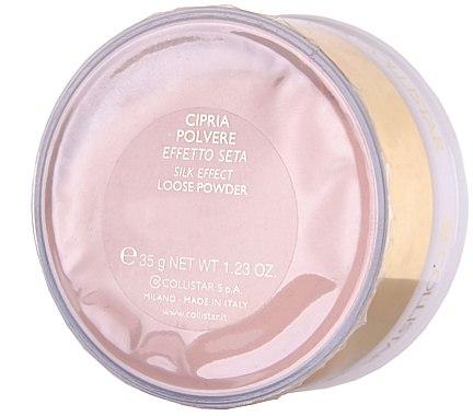 Loser Gesichtspuder (Nachfüller) - Collistar Silk Effect Loose Powder Reffil