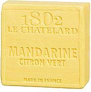 Düfte, Parfümerie und Kosmetik Seife Mandarine und Limette - Le Chatelard 1802 Soap Tangerine Lime