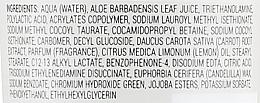 Detox-Kopfhautpeeling mit Aloe Vera und Karotten- und Zitronenöl - Niamh Hairconcept Be Pure Detox Scrub — Bild N3