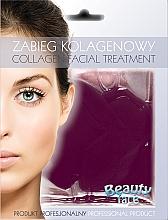 Düfte, Parfümerie und Kosmetik Kollagen-Therapie für das Gesicht mit Traubenextrakt - Beauty Face Collagen Hydrogel