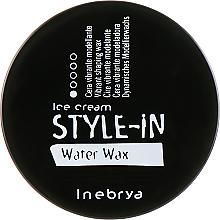 Düfte, Parfümerie und Kosmetik Dynamisches Modellierwachs  - Inebrya Style-In Water Wax
