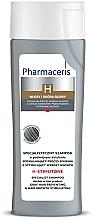 Düfte, Parfümerie und Kosmetik Haarwachstum stimulierendes Shampoo für graues Haar - Pharmaceris H-Stimutone Specialist Shampoo Gray Hair Preventing & Hair Growth Stimulating