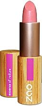 Düfte, Parfümerie und Kosmetik Lippenstift - Zao Bamboo Pearly Lipstick