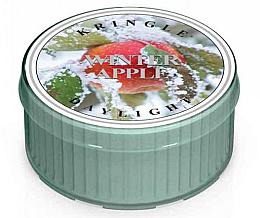 Düfte, Parfümerie und Kosmetik Duftkerze Daylight Winter Apple - Kringle Candle Winter Apple Daylight