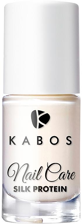 Nagelbalsam mit natürlichen Seidenproteinen - Kabos Nail Care Silk Protein
