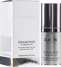 Düfte, Parfümerie und Kosmetik Lifting-Augencreme mit anregender Wirkung - Natura Bisse Diamond Extreme Eye