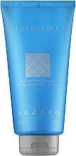 Düfte, Parfümerie und Kosmetik Azzaro Chrome - Duschgel