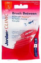 Düfte, Parfümerie und Kosmetik Interdentalzahnbürsten S 0,5 mm 10 St. - Jordan Clinic Interdental Brush S