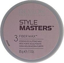 Düfte, Parfümerie und Kosmetik Haarwachs Starker Halt - Revlon Style Masters Fibre Wax 3 Strong Scultping Wax