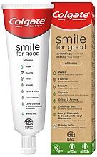Düfte, Parfümerie und Kosmetik Aufhellende Zahnpasta - Colgate Smile For Good Whitening Toothpaste