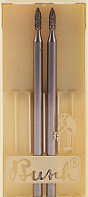 Düfte, Parfümerie und Kosmetik Saphir-Nagelfräser 45-510 - Alessandro International Frez Saphir Cuticula
