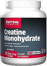 Düfte, Parfümerie und Kosmetik Nahrungsergänzungsmittel Kreatin-Monohydrat in Pulverform - Jarrow Formulas Creatine Monohydrate Powder