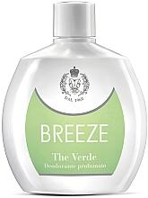 Düfte, Parfümerie und Kosmetik Breeze The Verde - Parfümiertes Deospray