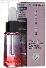 Düfte, Parfümerie und Kosmetik Regenerierendes Gesichtsserum für sehr trockene Haut - Vipera Meso Therapy Recovery Serum