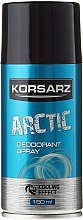 Düfte, Parfümerie und Kosmetik Deospray - Pharma CF Korsarz Arctic Deodorant