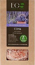 Düfte, Parfümerie und Kosmetik Entspannendes Badesalz - ECO Laboratorie Relax Bath Salt