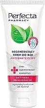 Düfte, Parfümerie und Kosmetik Aktiv regenerierende antibakterielle Handcreme - Perfecta Pharmacy Regenerating Hand Cream Anti-bacterial