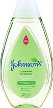 Düfte, Parfümerie und Kosmetik Babyshampoo mit Kamille - Johnson's® Baby Shampoo Chamomile