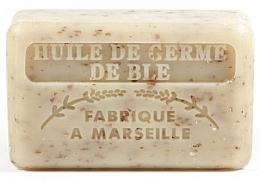 Düfte, Parfümerie und Kosmetik Handgemachte Naturseife mit Weizenkeimöl und Sheabutter - Foufour Savonnette Marseillaise Huile de Germe de Ble