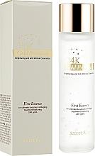 Düfte, Parfümerie und Kosmetik Luxuriöse aufhellende Anti-Aging Gesichtsessenz mit 24K Gold - Secret Key 24K Gold Premium First Essence