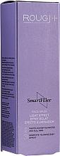 Düfte, Parfümerie und Kosmetik Gesichtsmaske mit Peeling-Effekt - Rougj+ Smart Filler Maschera Effetto Luce