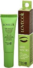 Düfte, Parfümerie und Kosmetik Bio-Öl für Wimpern und Augenbrauen Wachstums - ECO Laboratorie Lovecoil Bio Oil