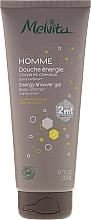 Düfte, Parfümerie und Kosmetik 2in1 Shampoo & Duschgel für Männer - Melvita Homme Energy Shower Gel