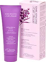Düfte, Parfümerie und Kosmetik Feuchtigkeitsspendendes Gesichtscreme-Serum für fettige und problematische Haut - Le Cafe de Beaute Night Cream Serum Visage