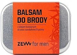 Düfte, Parfümerie und Kosmetik Bartbalsam mit Hanföl - Zew Beard Balm
