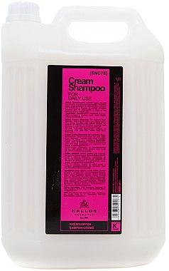 Creme-Shampoo für normales Haar - Kallos Cosmetics Shampoo — Bild N3