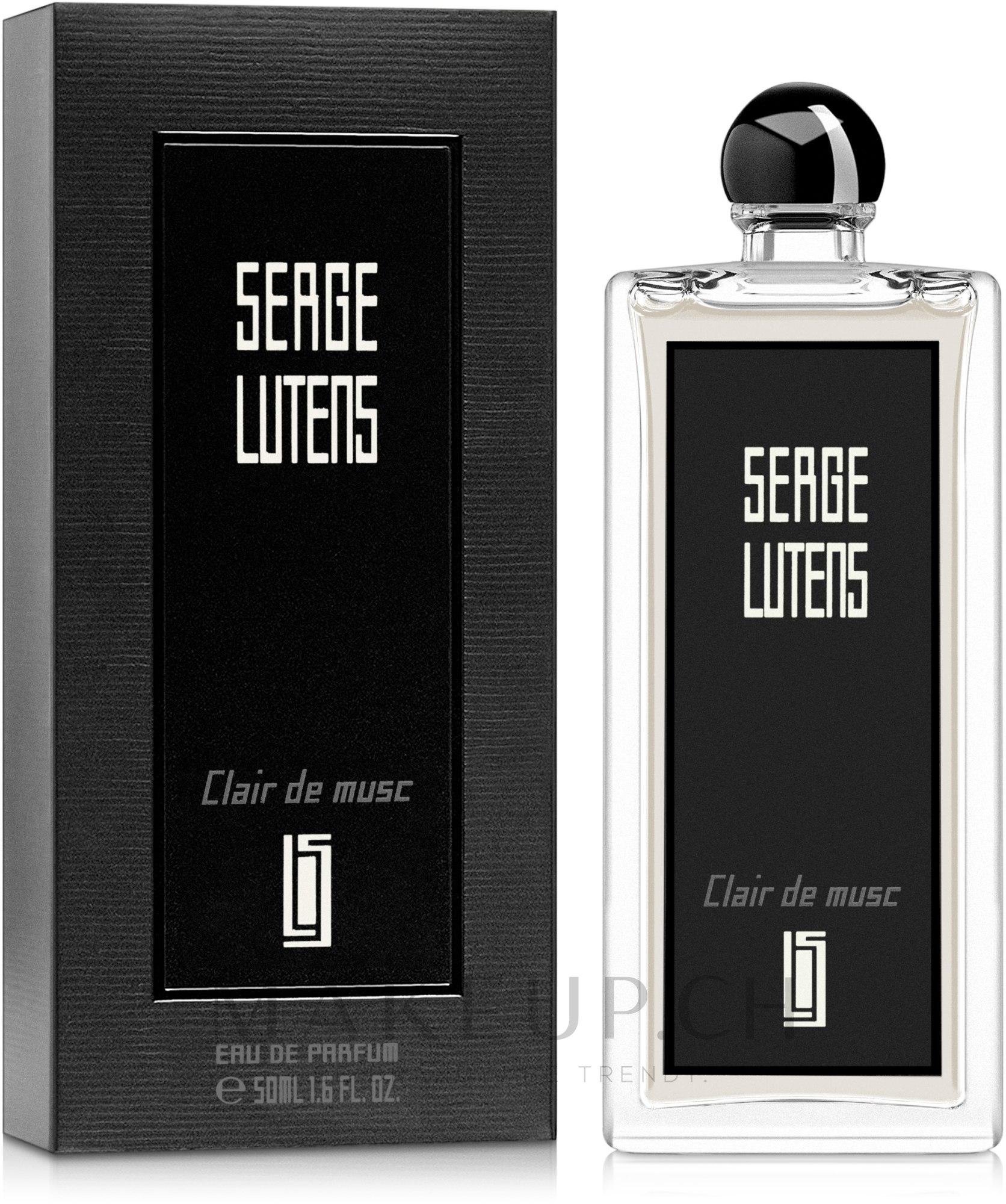 Serge Lutens Clair De Musc - Eau de Parfum — Bild 50 ml