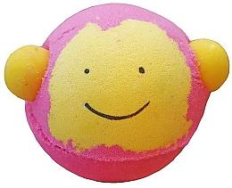 Düfte, Parfümerie und Kosmetik Badebombe mit Grapefruit- und Orangenöl und Himbeerduft - Bomb Cosmetics Cheeky Monkey Bath Blaster