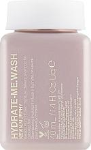 Düfte, Parfümerie und Kosmetik Intensiv feuchtigkeitsspendendes Shampoo - Kevin.Murphy Hydrate-Me Wash Shampoo (Mini)