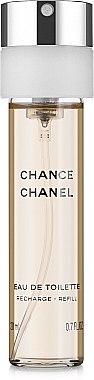 Chanel Chance - Eau de Toilette (3 x Nachfüllung) — Bild N3
