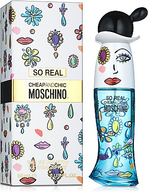 Moschino So Real Cheap And Chic - Eau de Toilette