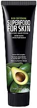 Düfte, Parfümerie und Kosmetik Hand- und Nagelcreme mit Avocado - Superfood For Skin Hand Cream Avocado