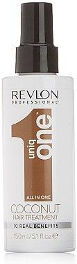 Haarmaske mit Kokosnussduft in Sprayform - Revlon Professional Uniq One Coconut Hair Treatment