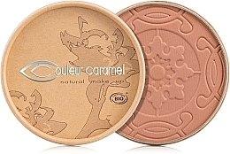 "Düfte, Parfümerie und Kosmetik Loser transparenter Puder ""Terra Caramel"" - Couleur Caramel Cooked Powder"