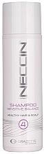Düfte, Parfümerie und Kosmetik Ausgleichendes Shampoo für empfindliche Kopfhaut - Grazette Neccin Shampoo Sensitive Balance 4