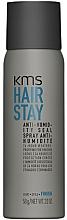 Düfte, Parfümerie und Kosmetik Schwereloses Glanzspray mit Feuchtigkeits- und Frizz-Schutz - KMS California HairStay Anti-Humidity Seal